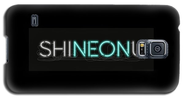 Shineonu - Neon Sign 1 Galaxy S5 Case