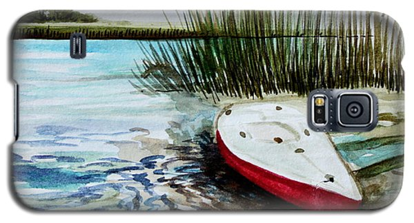 Ship Ahoy Galaxy S5 Case