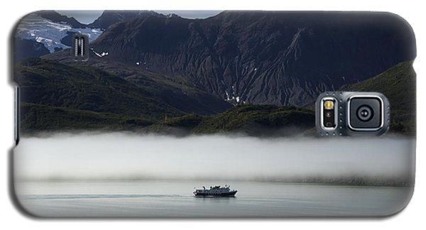 Ship In The Fog Galaxy S5 Case