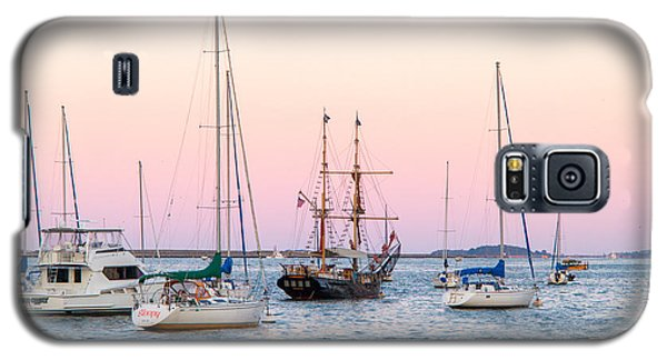 Ship Out Of Time Galaxy S5 Case