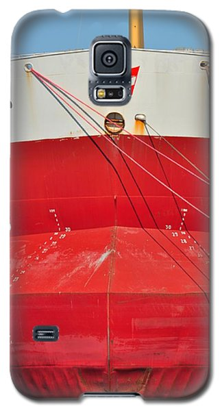 Ship Galaxy S5 Case