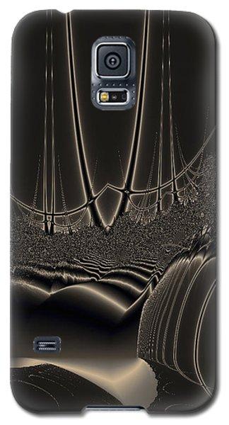 Ship Wreck Abstract Galaxy S5 Case