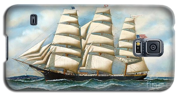 Ship Young America At Sea Galaxy S5 Case