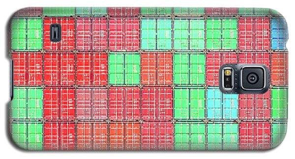 Shipping Cross Galaxy S5 Case
