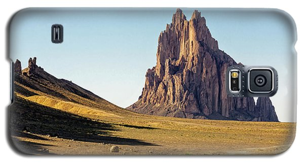 Shiprock 3 - North West New Mexico Galaxy S5 Case by Brian Harig