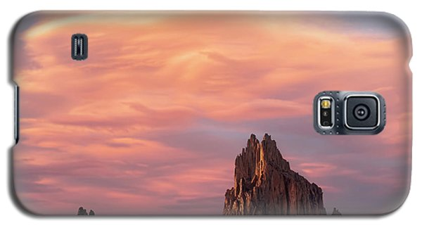 Shiprock At Sunset Galaxy S5 Case