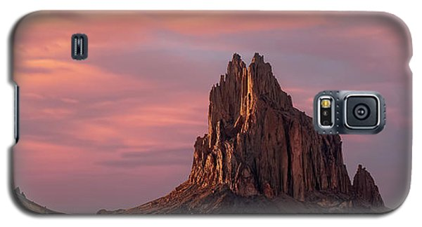 Shiprock At Sunset Galaxy S5 Case
