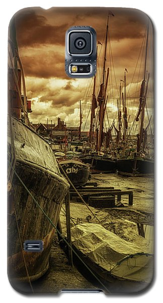 Ships From Essex Maldon Estuary Galaxy S5 Case