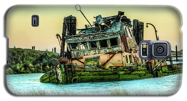 Shipwreck - Mary D. Hume Galaxy S5 Case