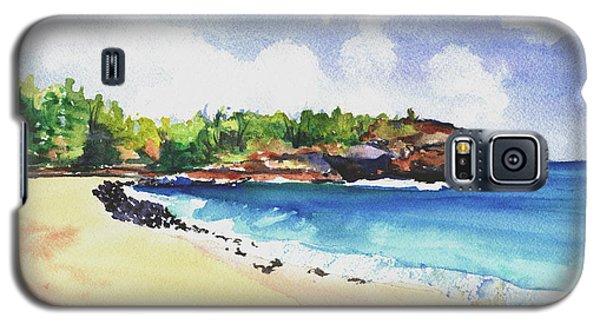 Shipwreck's Beach 2 Galaxy S5 Case
