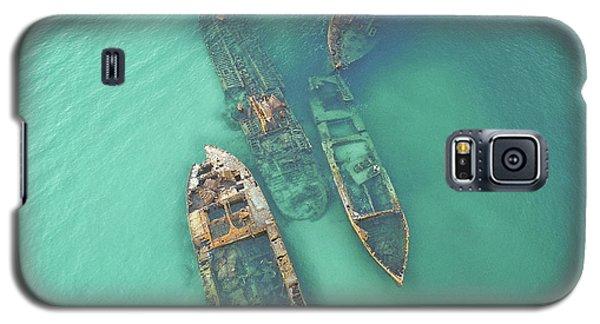 Shipwrecks Galaxy S5 Case