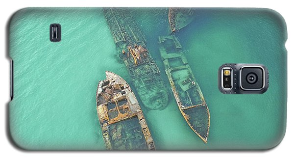 Shipwrecks Galaxy S5 Case