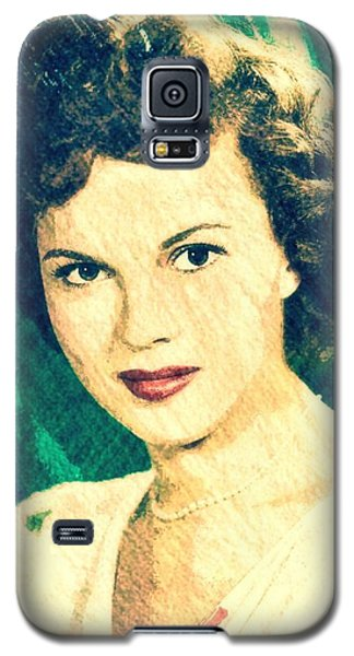 Shirley Temple Galaxy S5 Case - Shirley Temple By John Springfield by John Springfield