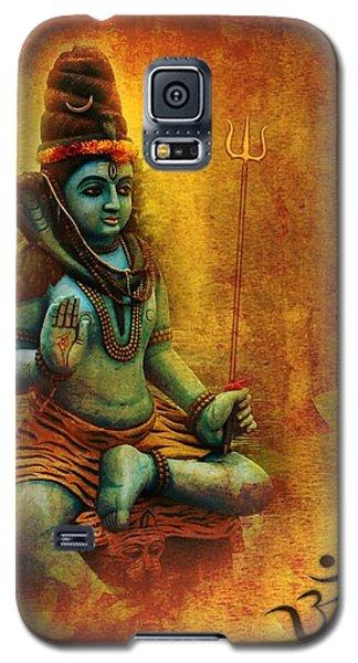 Shiva Hindu God Galaxy S5 Case