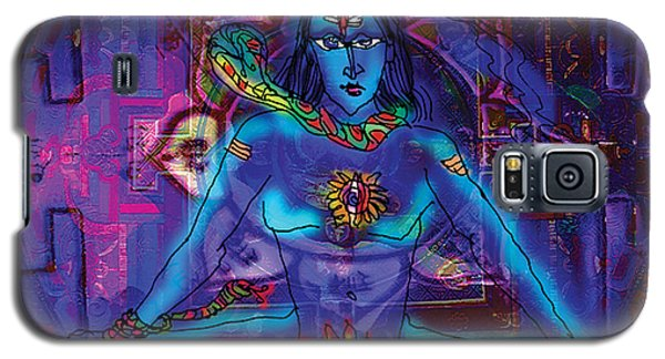Shiva In Meditation Galaxy S5 Case