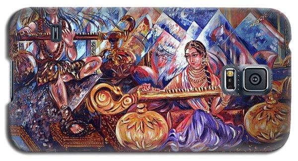 Shiva Parvati Galaxy S5 Case