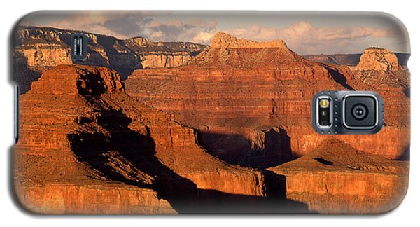 Shiva Temple  At Sunset Grand Canyon National Park Galaxy S5 Case