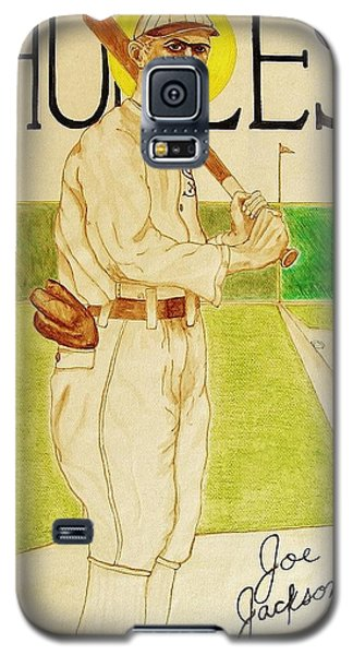 Shoeless Joe Jackson Galaxy S5 Case
