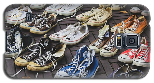 Shoes At A Flea Market Galaxy S5 Case