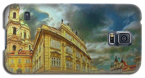 Shooting Round The Corner - Prague Galaxy S5 Case