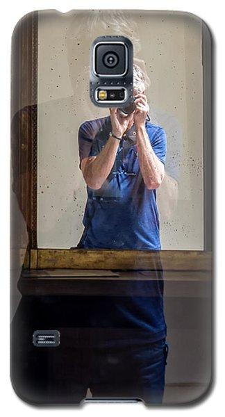 Shooting The Photographer Galaxy S5 Case