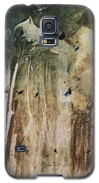 Galaxy S5 Case featuring the digital art Shop Window by Alexis Rotella
