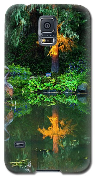 Shore Acres Beauty Galaxy S5 Case