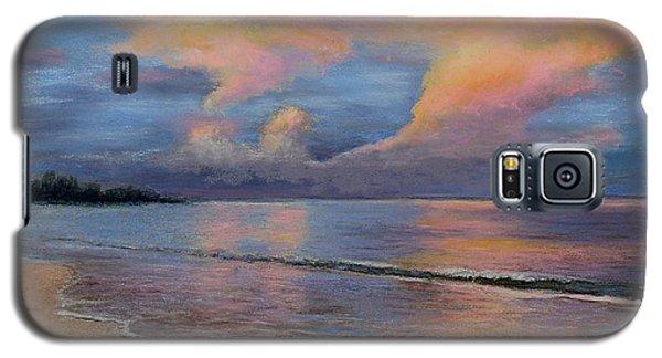 Shore Of Solitude Galaxy S5 Case
