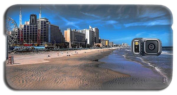 Shoreline Galaxy S5 Case by Jim Hill