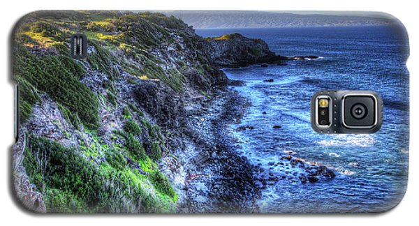 Shores Of Maui Galaxy S5 Case by Shawn Everhart