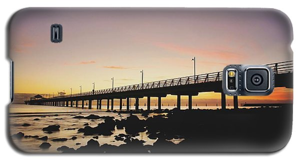 Shorncliffe Pier At Dawn Galaxy S5 Case
