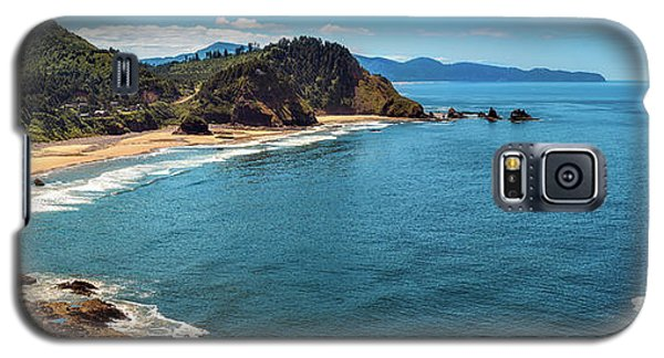 Short Beach, Oregon Galaxy S5 Case