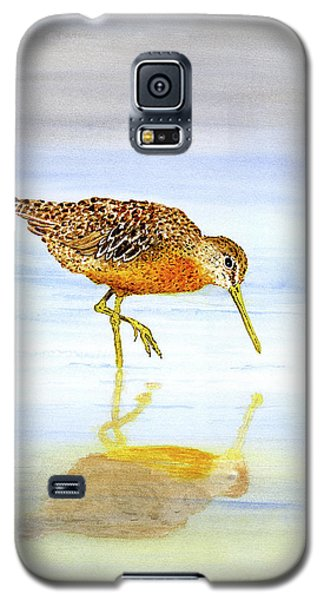 Short-billed Dowitcher Galaxy S5 Case