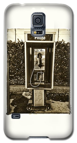 Short Stack Pay Phone Galaxy S5 Case