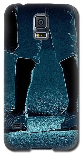 Nerd Galaxy S5 Case - Short Stop by Leah McPhail