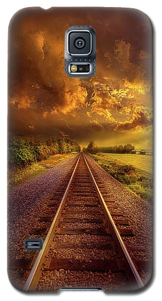 Short Stories To Tell Galaxy S5 Case