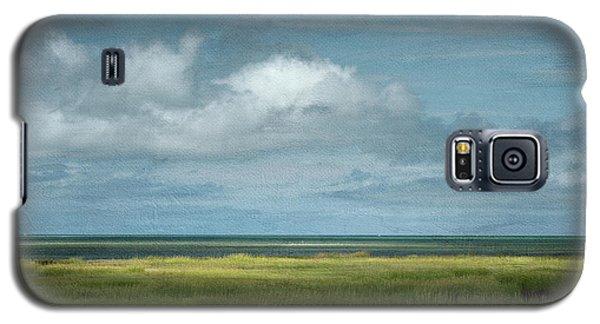 Short Wharf Creek 5 Galaxy S5 Case
