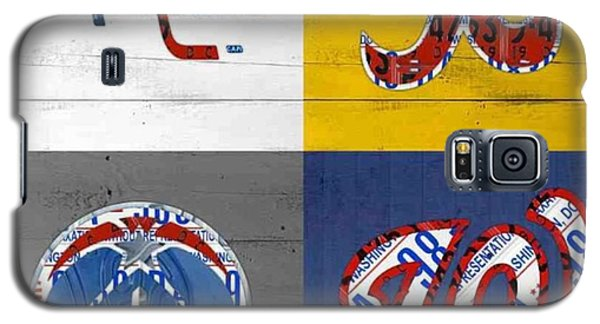 Sport Galaxy S5 Case - Shout To #washingtondc #capitals by Design Turnpike