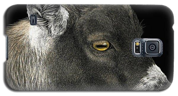 Show Goat Galaxy S5 Case