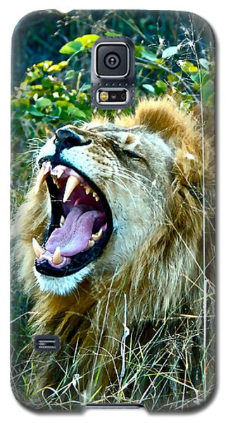 Show Me Your Teeth Galaxy S5 Case