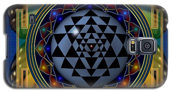 Shri Yantra 1 Galaxy S5 Case