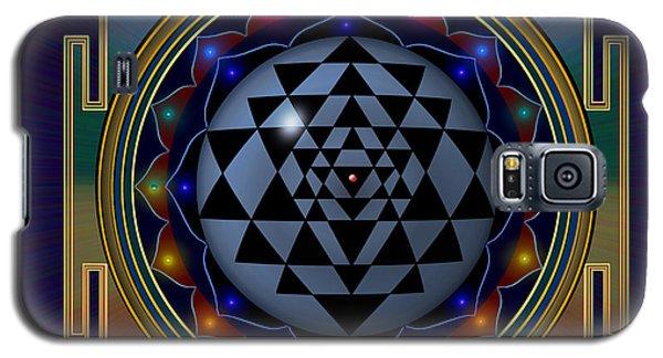 Shri Yantra Galaxy S5 Case