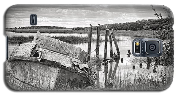 Shrimp Boat Graveyard Galaxy S5 Case