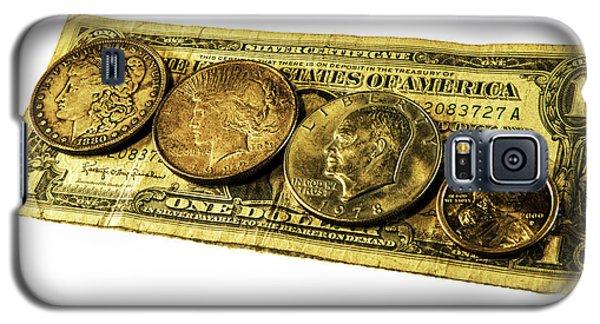 Shrinking Dollars Galaxy S5 Case