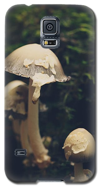Shroom Family Galaxy S5 Case by Shane Holsclaw