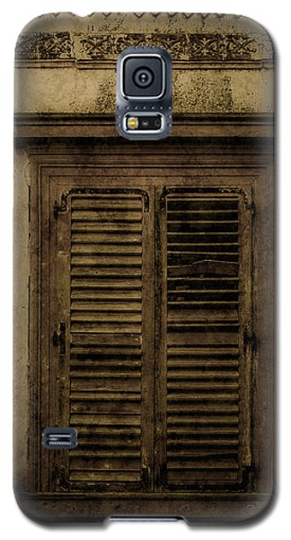 Galaxy S5 Case featuring the photograph Mon Repos, Corfu, Greece - Shuttered by Mark Forte