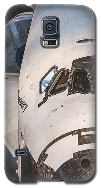 Shuttle Close Up Galaxy S5 Case by David Collins