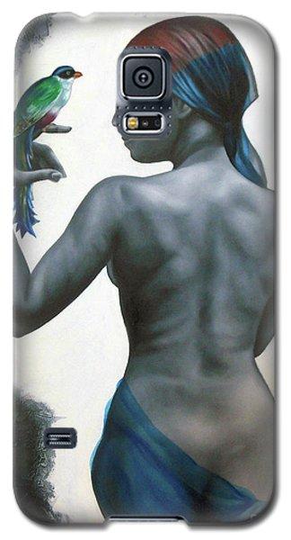 Si Tu Supieras Cuanto Galaxy S5 Case by Jorge L Martinez Camilleri