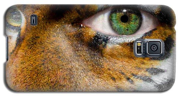 Siberian Man Galaxy S5 Case by Semmick Photo