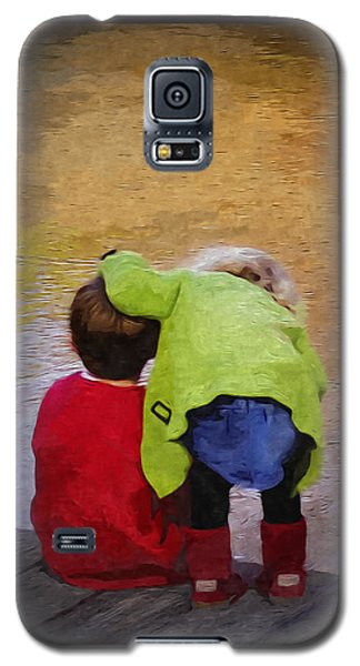 Sibling Love Galaxy S5 Case